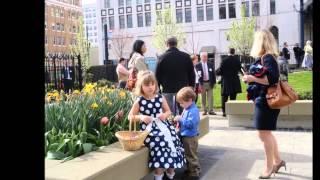 Детские нарядные платья / Пасха 2013(31 марта 2013 в США отмечали Пасху. Easter Egg Hunt -традиционная детская игра. Обратите внимание на платья!!! И вы заме..., 2013-04-04T20:38:48.000Z)