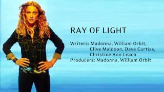 Ray Of Light - Instrumental