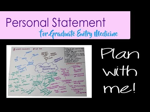 successful medicine personal statement examples