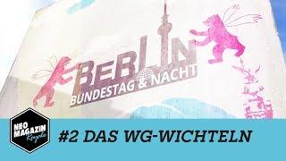 Berlin Bundestag & Nacht - #2 Das WG-Wichteln | NEO MAGAZIN ROYALE mit Jan Böhmermann - ZDFneo