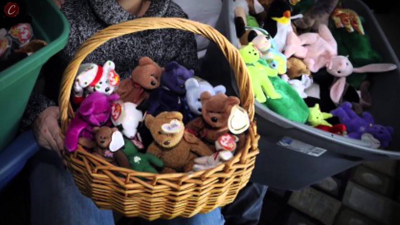 d0e914bf246 Beanie Babies Collectors Cafe - YouTube