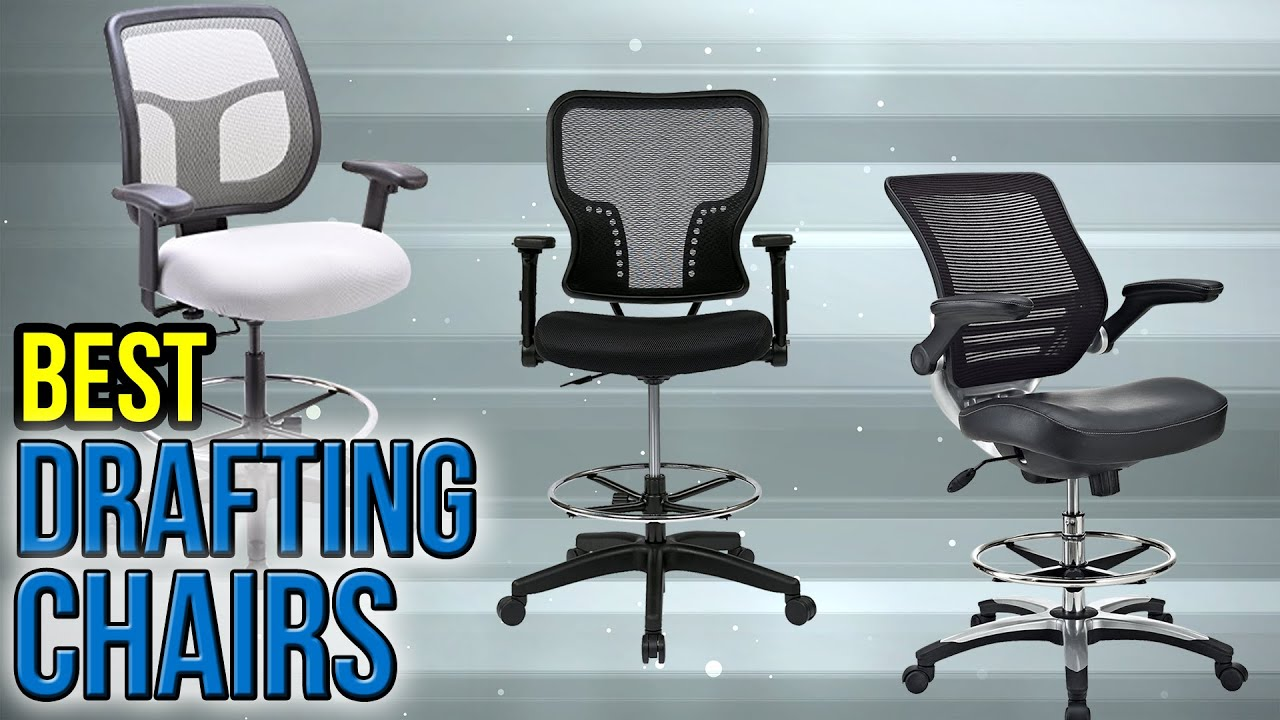 10 Best Drafting Chairs 2017