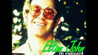Elton John - Step Into Christmas Live Japan 1974