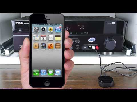 How to STREAM Music iPhone to ...