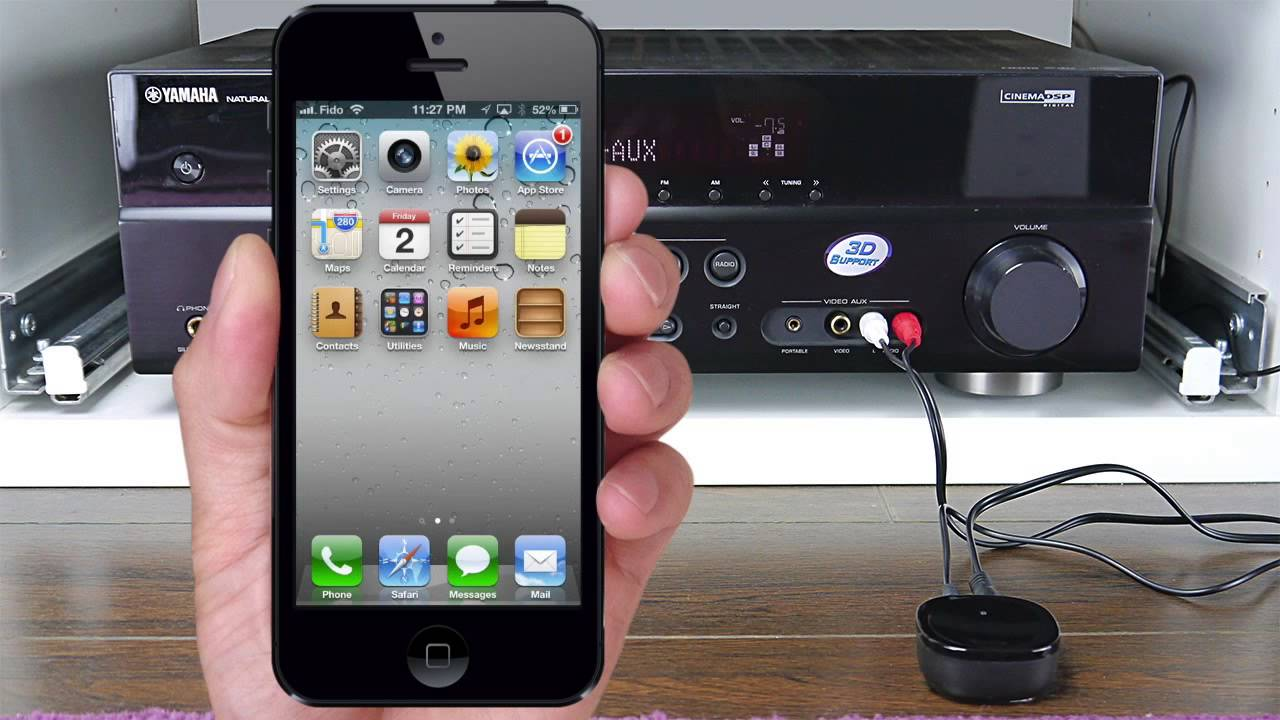 how to play radio on iphone how to iphone to stereo using bluetooth 6733