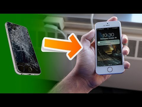 Uber for phone repairs? Puls iPhone Screen Repair!