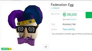 Get This Roblox Egg From Roblox Egg Hunt Before It Goes Limited??? (Predictions)