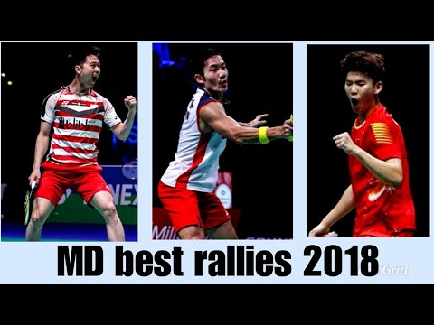 MD best 10 rallies of 2018
