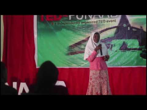 Environmental Pollution | Kofoworola Olatunde | TEDxFUNAAB