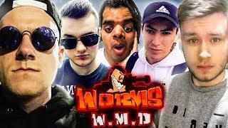 WALKA O ŻYCIE - Worms WMD Z EKIPĄ