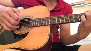 Nuối tiếc - Cover Guitar