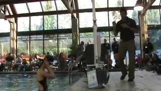 Central States Swim Clinic 2014