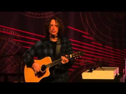 """Rusty Cage (Johnny Cash Version)"" Chris Cornell@Strand Theatre York, PA 10/24/15"