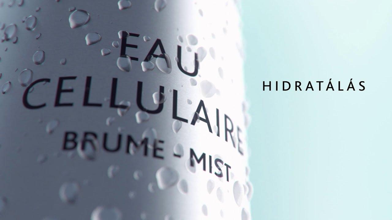 Celluláris víz tartalmú hidratáló krém 50 ml