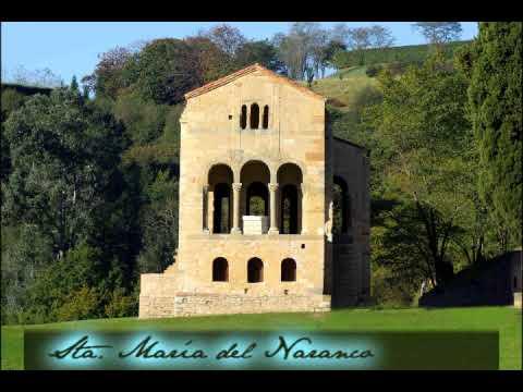 Asturian Pre-Romanesque  ♱  Prerrománico Asturiano