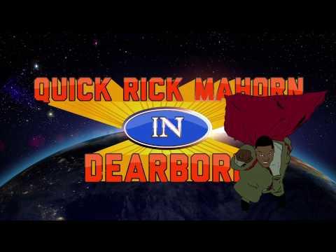 Quick Rick Mahorn in Dearborn