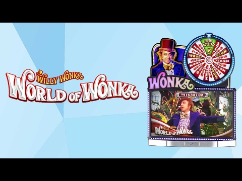 Willy Wonka - New to San Manuel