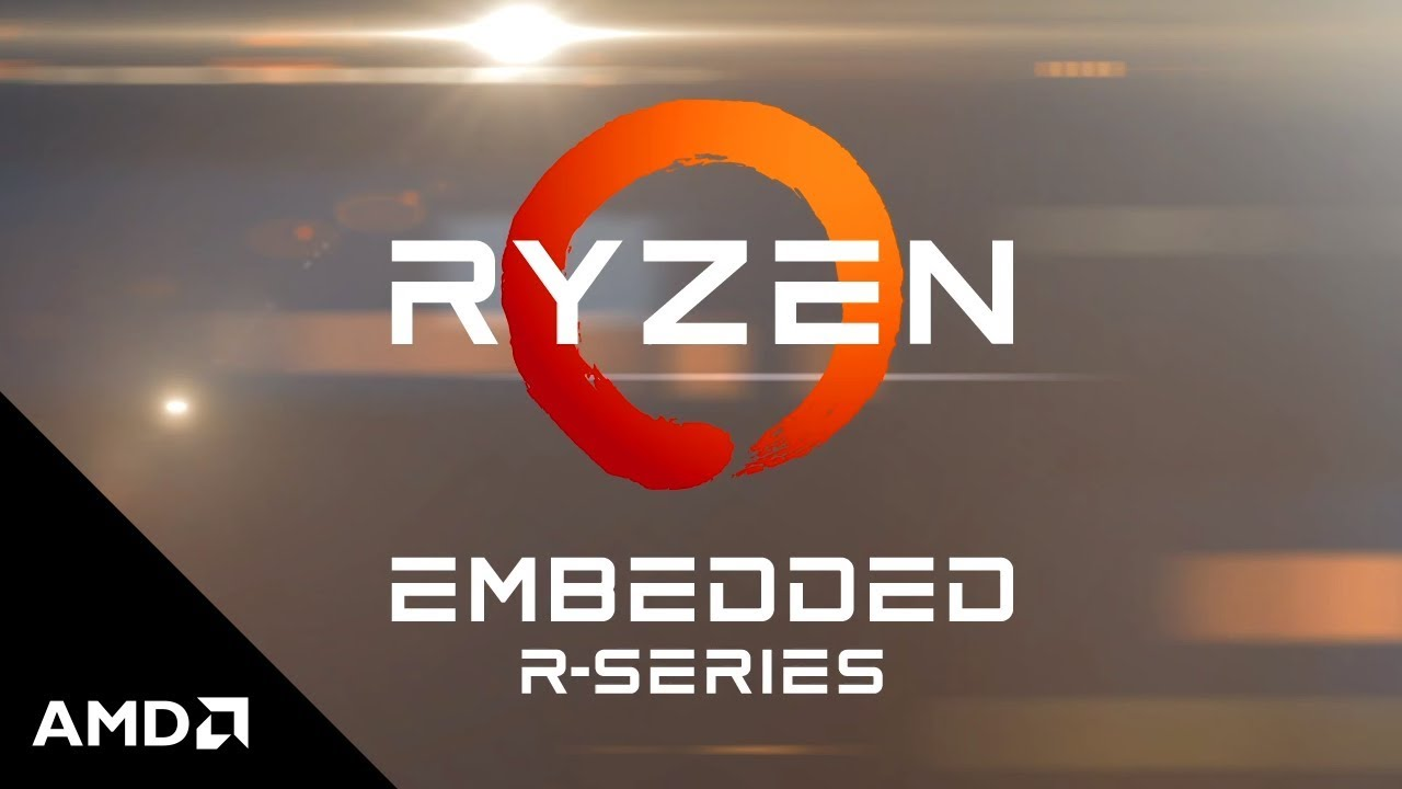AMD Introduces the Newest Member of the Embedded Product Family: Ryzen™  Embedded R1000 SoC