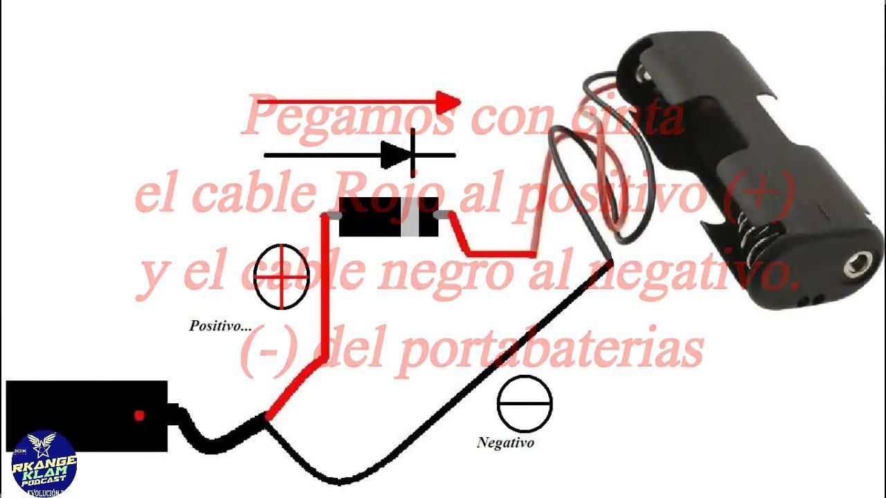Construir Cargador Bater 237 As Aa Aaa Recargables Econ 243 Mico Y