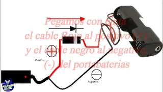 Construir cargador baterías AA/AAA recargables económico y fácil