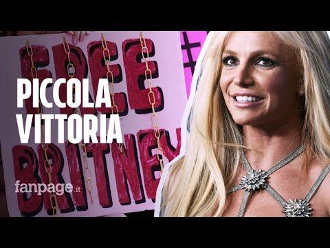 Britney Spears, una mezza vittoria per la cantante con il padre e tutore Jamie Spears