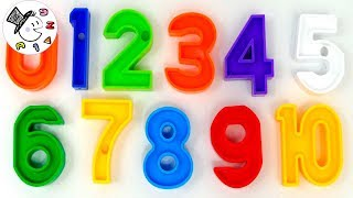 Learn 0 To 10 Numbers For Kids   Counting Numbers   Numbers 0 to 10 for Children