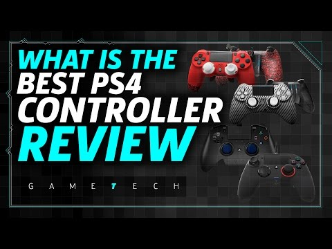 Which Is The Best PS4 Controller? Review Roundup