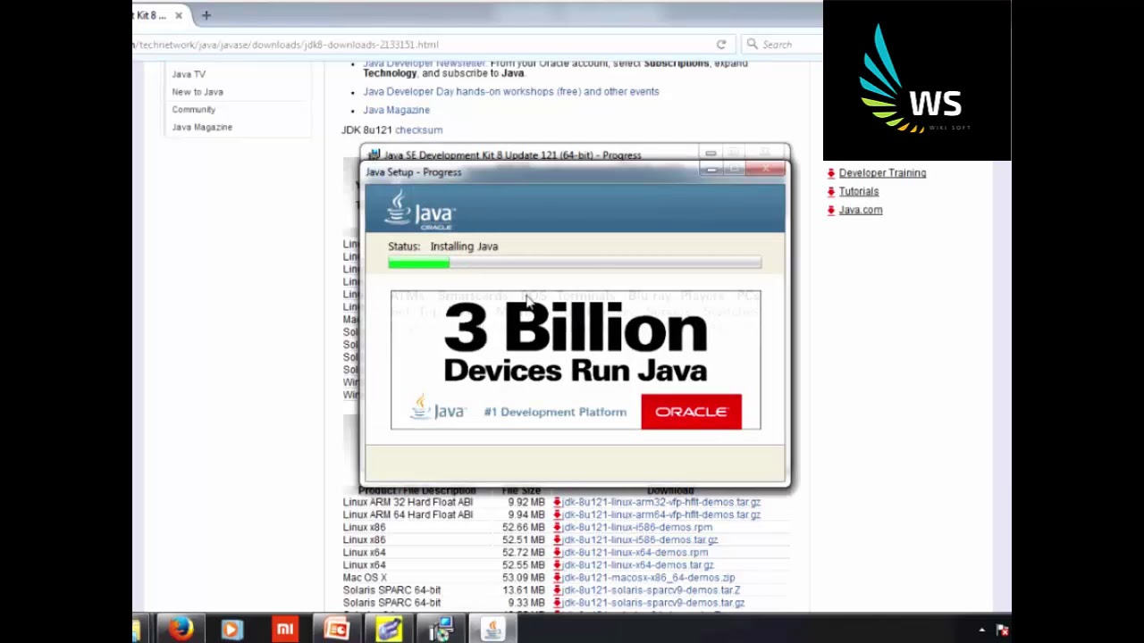 5 - Android Application Development - Download and Install JDK java  development Kit | 2018
