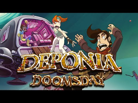 DEPONIA DOOMSDAY [001] - I Don't Want To Set The World On Fire