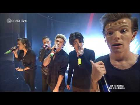 One Direction - Steal My Girl [LIVE] - Wetten Dass 08.11.2014 [ZDF] - Best of One Direction