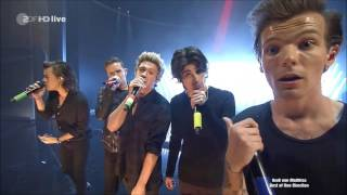 Video One Direction - Steal My Girl [LIVE] - Wetten Dass 08.11.2014 [ZDF] - Best of One Direction download MP3, 3GP, MP4, WEBM, AVI, FLV Januari 2018