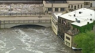Minnesota Rivers Rising as Forecast Calls for More Drenching Rain
