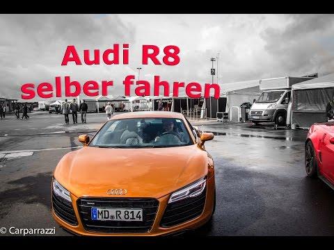 Audi R8 selber fahren - Jochen Schweizer