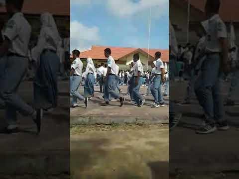 detik detik akhir sekolah di SMKN1 SUKAMARA