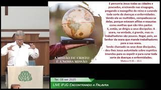 A Missão De Cristo É A Nossa Missão