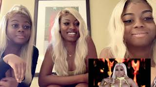 ISLAND TRIO REACTS TO Moneybagg Yo-Said Sum Remix feat. City Girls, Dababy  (Official Music Video)