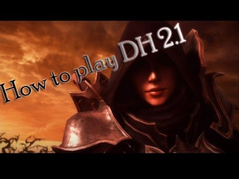 Diablo  Demon Hunter Season  Sentry Build