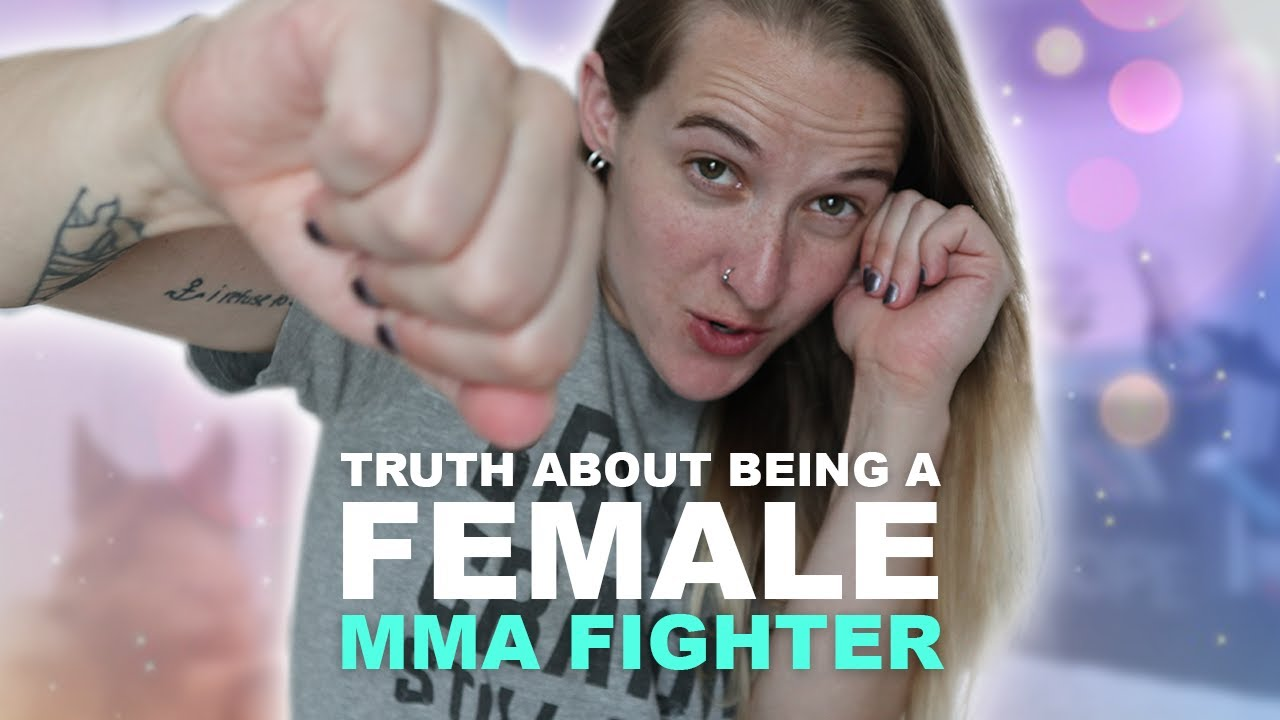 My Years as a FEMALE MMA FIGHTER 🥊