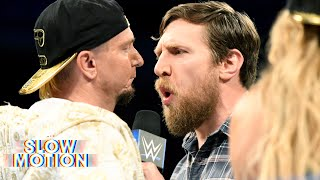 Watch Daniel Bryan resolve the Women's Money in the Bank controversy in slow-motion: June 20, 2017