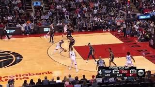 Jahlil Okafor Full Play 10/22/19 New Orleans Pelicans vs Toronto Raptors   Smart Highlights