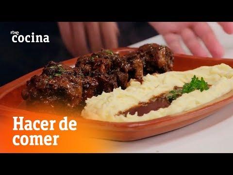 Cómo Hacer Rabo De Toro - Hacer De Comer | RTVE Cocina