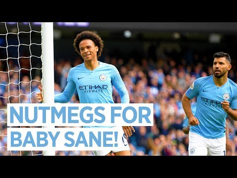A NUTMEG FOR BABY SANE | Leroy Sane Post Match Reaction | City 3-0 Fulham