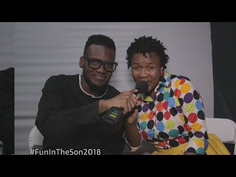 Marion Hall Talks Spice Collab, Future Husband & Ministry | Fun In The Son 2018