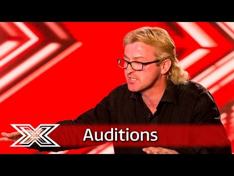 Zak Daven wants to be your Fantasy | Auditions Week 1 | The X Factor UK 2016 Mp3