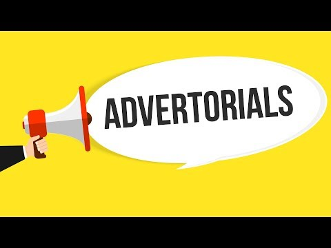 How To Use Advertorial Sites