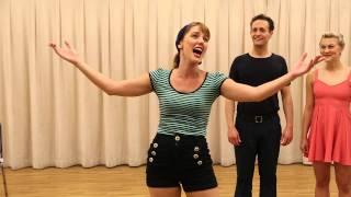 Mara Davi sings