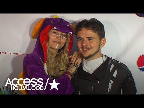 Prince Jackson Says He And Sister Paris Jackson Have Grown Closer | Access Hollywood