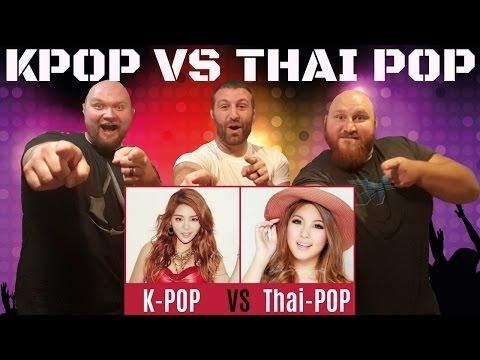 KPOP VS THAI POP REACTION VIDEO
