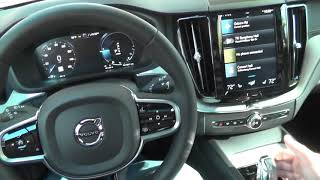 2018 Volvo XC60 T8 control features & first drive