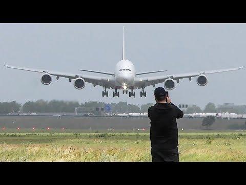 60 MINUTES PURE AVIATION - AIRBUS A380, BOEING 747 ... - AVIATION Review of Year 2019